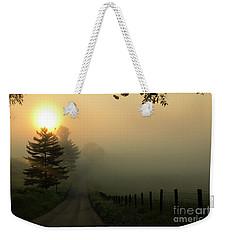 Wake Me Up When September Ends Weekender Tote Bag