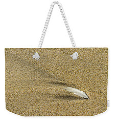 Wake Of A Feather Weekender Tote Bag