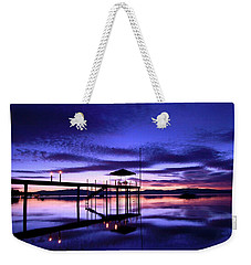 Wake Up To The Dawn Weekender Tote Bag