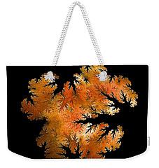 Waking In Mandelbrot Forest-2 Weekender Tote Bag