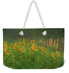 Waking Up Weekender Tote Bag by CR Courson