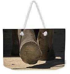 Walk Away Weekender Tote Bag