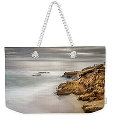 Walk Down To The Mist Weekender Tote Bag