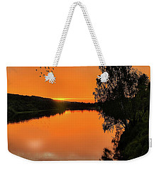Weekender Tote Bag featuring the photograph Walk In Peace by Rose-Marie Karlsen
