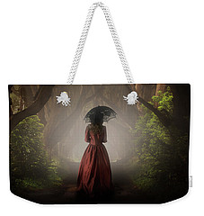 Walk In The Magic Forrest Weekender Tote Bag