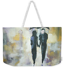 Walk In The Rain #3 Weekender Tote Bag