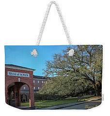 Walk Of Honor Entrance Weekender Tote Bag by Gregory Daley  PPSA