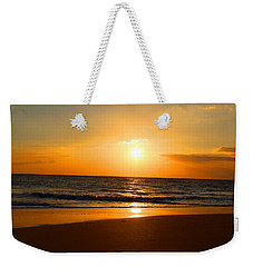 Walk On Hawaiian Beach Weekender Tote Bag by Michael Rucker