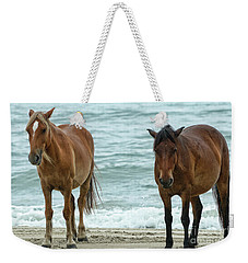 Walk On The Beach Obx Weekender Tote Bag