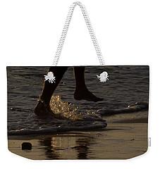 Walk On Water Weekender Tote Bag