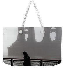 Walk Thru The Fog... Weekender Tote Bag by Anthony Fields