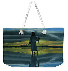 Walk With You Weekender Tote Bag