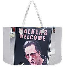 Walkens Welcome Weekender Tote Bag