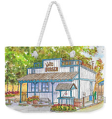 Walker Burger In Walker, California Weekender Tote Bag