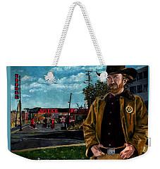 Walker Texaco Ranger Weekender Tote Bag