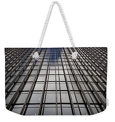 Walkie Talkie Skyscraper London Weekender Tote Bag by Shirley Mitchell