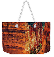 Walking Among Giants Weekender Tote Bag