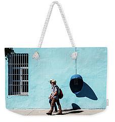 Walking Hats Weekender Tote Bag