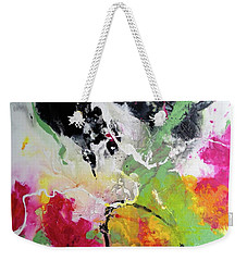 Walking In Sunshine Weekender Tote Bag