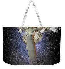 Walking In The Air Weekender Tote Bag