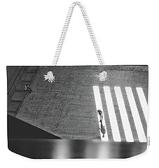 Walking In The Light Weekender Tote Bag by Lora Lee Chapman