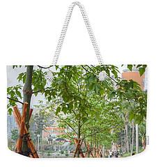 Walking Macau China Weekender Tote Bag