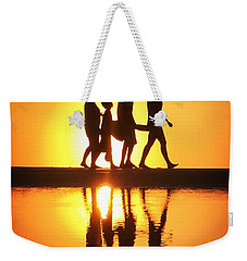 Walking On Sunshine Weekender Tote Bag