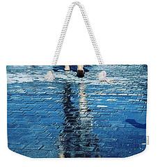 Walking On The Water Weekender Tote Bag