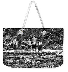 Walking The River Weekender Tote Bag