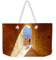 Walking Through Time Weekender Tote Bag