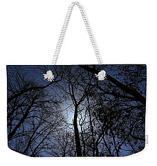 Walking To The Light # 2 Weekender Tote Bag