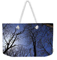 Walking To The Light # 3 Weekender Tote Bag