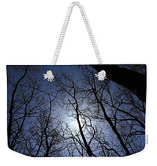 Walking To The Light # 4 Weekender Tote Bag