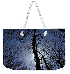 Walking To The Light # 5 Weekender Tote Bag