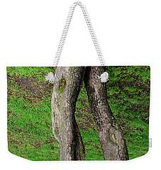 Walking Tree Weekender Tote Bag