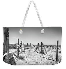 Walkway In The Dunes. Weekender Tote Bag