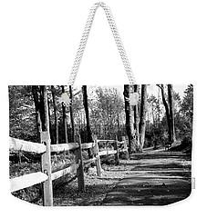 Walkway Weekender Tote Bag
