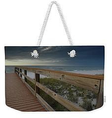 Walkway To Paradise Weekender Tote Bag