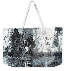 Wall Abstract 165 Weekender Tote Bag by Maria Huntley
