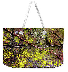 Wall Weekender Tote Bag by Anne Kotan