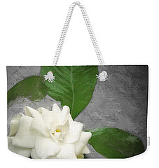 Wall Flower Weekender Tote Bag by Carolyn Marshall
