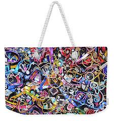 Wall Jewelry 3r Weekender Tote Bag