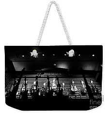 Wall Of Guitars 3 - Guitar Center Hollywood Weekender Tote Bag