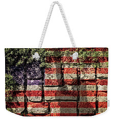 Wall Of Liberty Weekender Tote Bag by Wim Lanclus