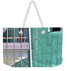 Wall Of Windows Weekender Tote Bag