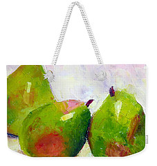 Wallflower Weekender Tote Bag