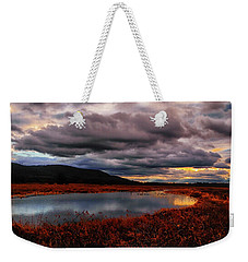 Wallkill River National Wildlife Refuge Weekender Tote Bag by Raymond Salani III