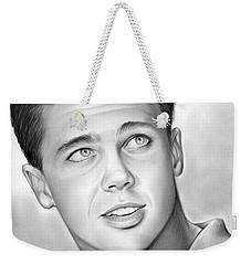 Wally Cleaver Weekender Tote Bag by Greg Joens