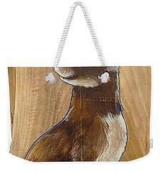 Walnutty Bunny Weekender Tote Bag