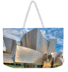 Walt Disney Concert Hall - Los Angeles Weekender Tote Bag